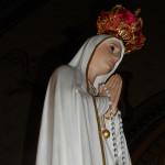 Nossa Senhora de Fátima visita a Lapa