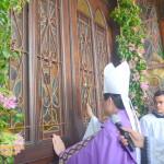 Confira as fotos da Abertura da Porta Santa