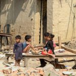 A solidariedade do Papa às vítimas de tempestade no Nepal