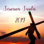 Programação da Semana Santa 2019